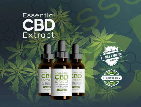 Essential CBD Extract Comprar Colombia 1